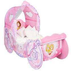 Koetsbed Disney Princess Peuterkamers