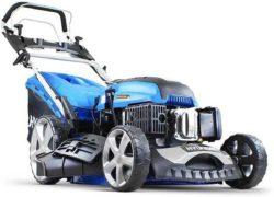 Hyundai zelfrijdende grasmaaier 173cc -  benzine motor -