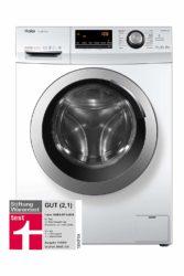 Haier HW80-BP14636 Wasmachine, voorlader, A+++, 8 kg, 1400 toeren per minuut,