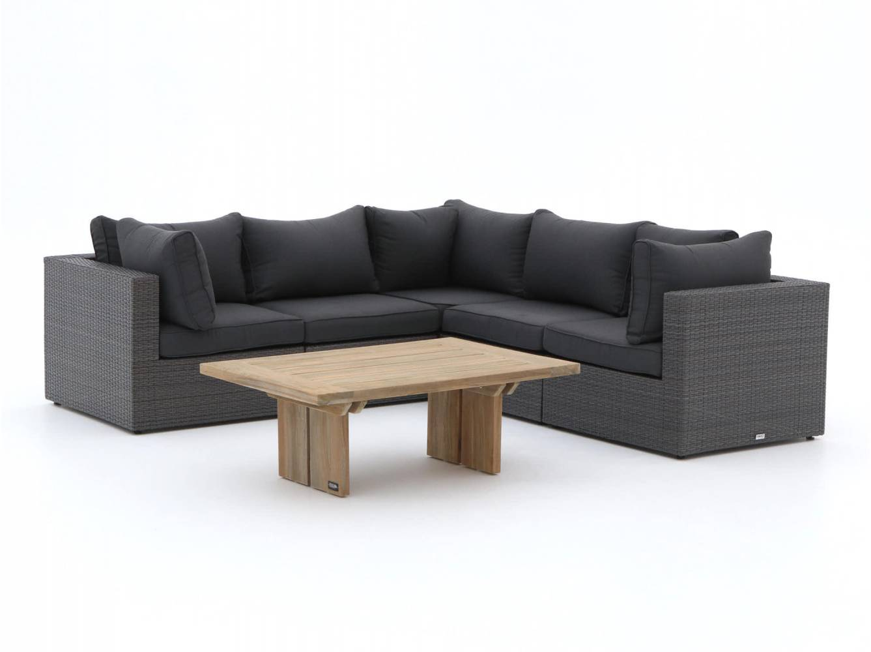 Forza Barolo/ROUGH-L hoek loungeset 6-delig. Laagste prijs Loungesets