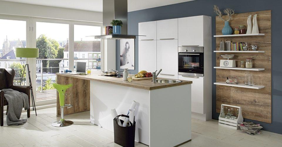 Sensea moderne en sfeervolle keuken